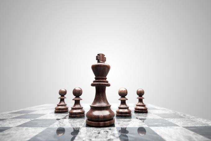 ビジネス戦略を考える