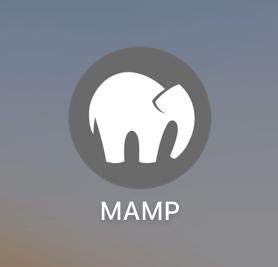 MAMPアプリのアイコン